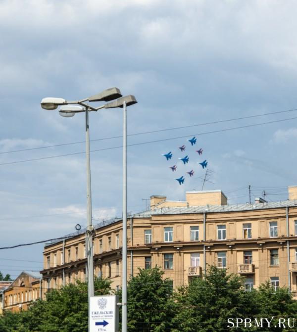 Стрижи и Русские Витязи Петербург (4)